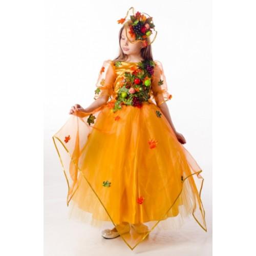 Детские осенние костюмы сделанные своими руками