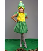 "Карнавальный костюм ""Кукуруза"" люкс."