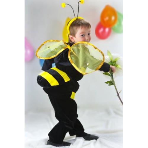 Костюм пчелки своими руками фото мальчику
