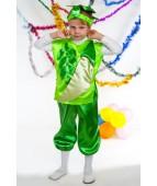 """Карнавальный костюм """"Горох"""" люкс."""