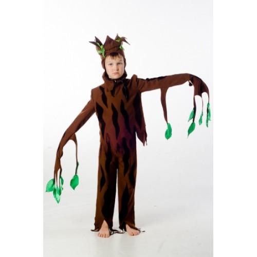 Как сделать костюм дерево своими руками
