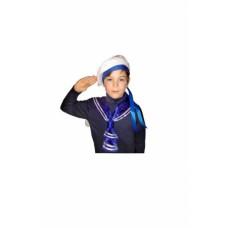 Воротник-гюйс матроса  для мальчика