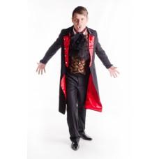 """Карнавальный костюм """"Граф Дракула"""" для взрослых."""