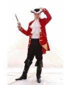 """Карнавальный костюм """"Капитан пиратов"""" для взрослых."""