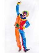 """Карнавальный костюм """"Клоун Смешной для взрослых"""""""