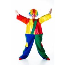 """Карнавальный костюм """"Клоун на каркасе для взрослых"""""""