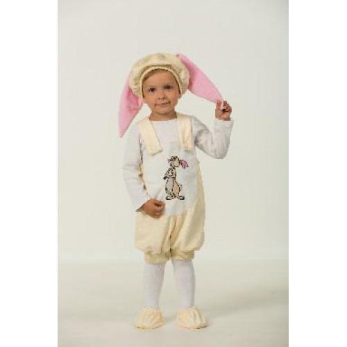 Карнавальный костюм для девочек и мальчиков кролик f519d1884cfd7