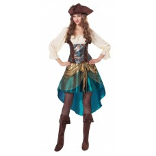 """Карнавальный костюм """"Королева пиратов"""""""