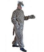 """Карнавальный костюм """"Леопард комбинезон для взрослых"""""""