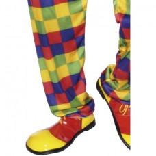 Ботинки клоуна Делюкс