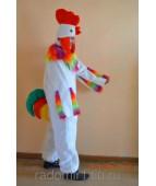 """Карнавальный костюм """"Петух комбинезон (2 цвета)"""""""