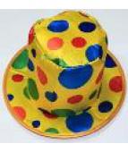 Шляпа клоуна + нос