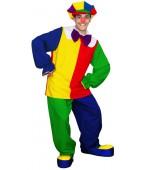 """Карнавальный костюм """"Клоун Весельчак для взрослых"""""""