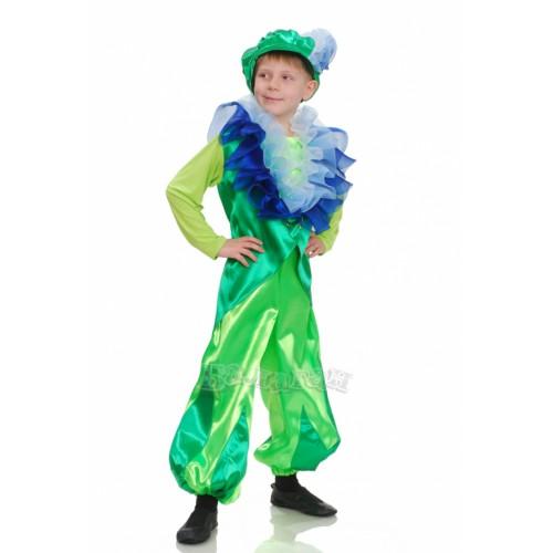 """Карнавальный костюм """"Цветок Ирис для мальчика"""" купить - photo#7"""