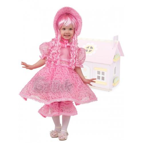 """Карнавальный костюм """"Кукла в розовом"""" - photo#26"""