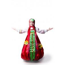 """Карнавальный костюм """"Матрешка Люкс"""""""