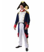 """Карнавальный костюм """"Наполеон для взрослых камзол"""""""