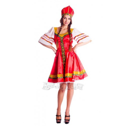 Маскарадный костюм женский