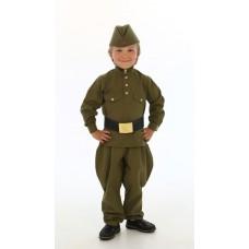 Карнавальный костюм Солдат Великой Отечественной войны детский