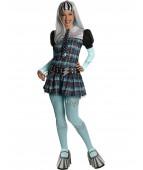 Карнавальный костюм Monster High  Фрэнки Штейн для взрослых
