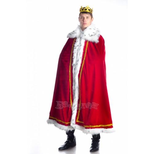 Как сделать мантию короля своими руками
