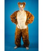 """Карнавальный костюм """"Медведь лохматый для взрослых"""""""