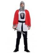 """Карнавальный костюм """"Средневековый Рыцарь-крестоносец для взрослых"""""""