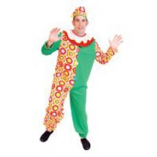 """Карнавальный костюм """"Клоун Арлекин для взрослых"""""""
