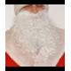Борода Деда Мороза 38 см
