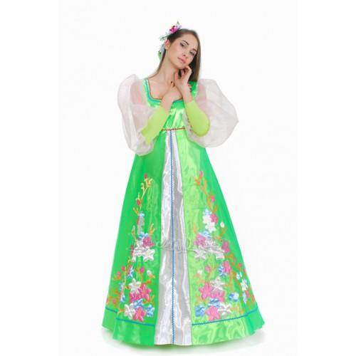 """Карнавальный костюм """"Весна цветущая для взрослых"""" купить - photo#31"""