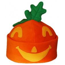 "Карнавальная шапочка ""Тыква на Хэллоуин для взрослых"""
