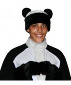 "Карнавальная шапочка ""Панда для взрослых"""