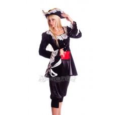 """Карнавальный костюм """"Пиратка Смелая для взрослых"""""""
