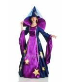 """Карнавальный костюм """"Добрая ведьма-колдунья для взрослых"""""""