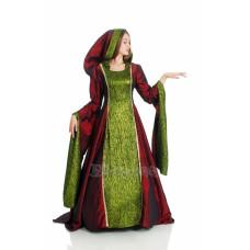 """Карнавальный костюм """"Ведьма в готическом стиле для взрослых"""""""