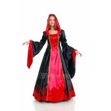 """Карнавальный костюм """"Вампирша в готическом стиле"""""""