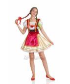 """Карнавальный костюм """"Баварка женский (2 цвета)"""""""