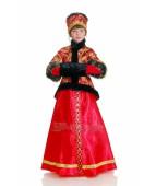 """Карнавальный костюм """"Масленица Боярыня для детей"""""""
