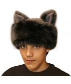 """Карнавальная шапочка """"Волк для взрослых"""""""