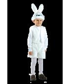 "Карнавальный костюм ""Заяц белый"""