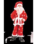 """Карнавальный костюм """"Санта Клаус мех"""""""