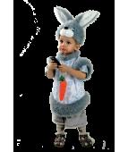 """Карнавальный костюм """"Кролик Кроха"""""""