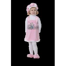 """Карнавальный костюм """"Кошечка розовая крошка"""""""