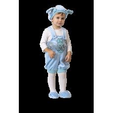 """Карнавальный костюм """"Кролик голубой крошка"""""""