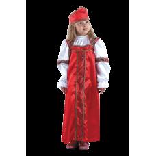"""Карнавальный костюм """"Марья искусница"""""""