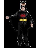 """Карнавальный костюм """"Черный плащ (Бэтмен)"""""""