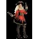 """Карнавальный костюм """"Пиратка огненная для взрослых"""""""