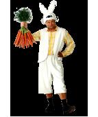 """Карнавальный костюм """"Заяц белый для взрослых"""""""