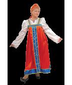 """Карнавальный костюм """"Марья-искусница для взрослых"""""""