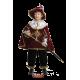 Карнавальный костюм «Мушкетер кардинала бордо»